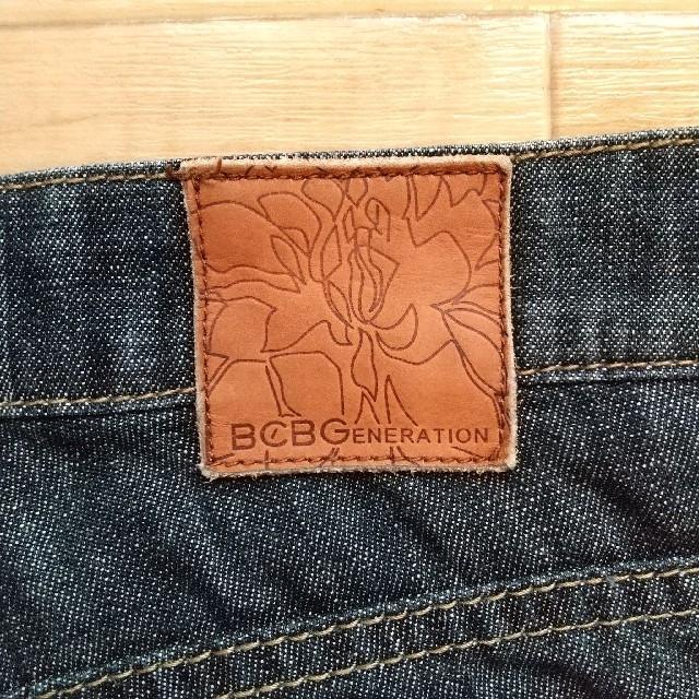 BCBGMAXAZRIA(ビーシービージーマックスアズリア)の送料無料!!BCBGデニム レディースのパンツ(デニム/ジーンズ)の商品写真