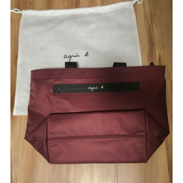 agnes b.(アニエスベー)のアニエスベー 未使用バック レディースのバッグ(トートバッグ)の商品写真