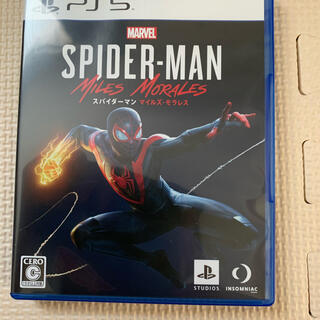 PlayStation - Spider-Man Miles Morales スパイダーマン ps5