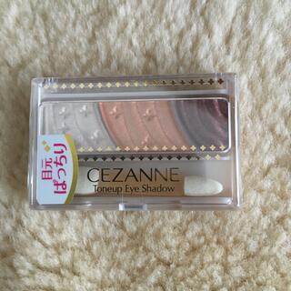 CEZANNE(セザンヌ化粧品) - 新品未開封✴︎セザンヌ トーンアップアイシャドウ06