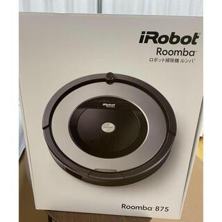 iRobot - ルンバ箱付き iRobot Roomba875