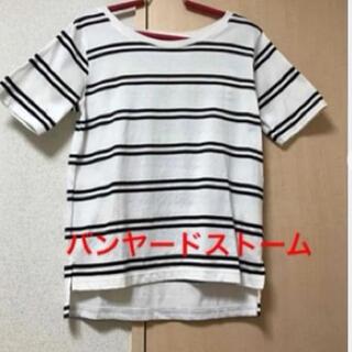 バンヤードストーム(BARNYARDSTORM)のお値下げ バンヤードストーム カットソー(Tシャツ(半袖/袖なし))
