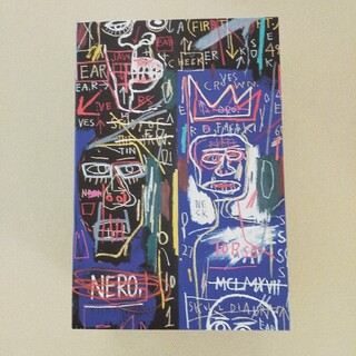 MEDICOM TOY - BE@RBRICK JEAN-MICHEL BASQUIAT