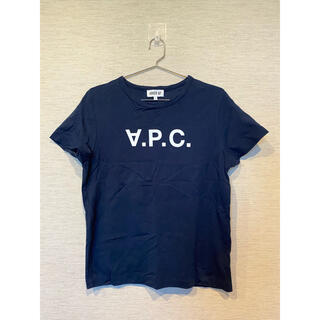 A.P.C - apc アーペーセー ロゴTシャツ