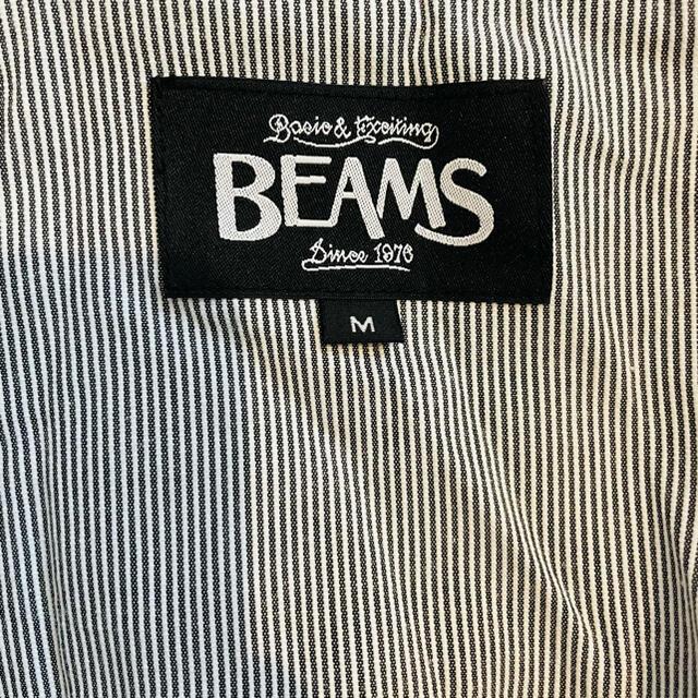 BEAMS(ビームス)のビームス パーカー ジャケット Mサイズ メンズのトップス(パーカー)の商品写真