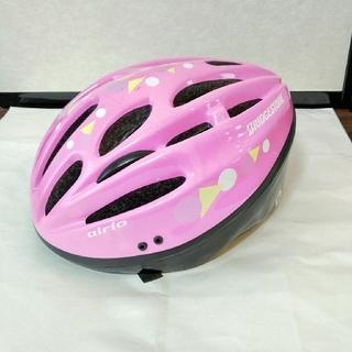 ブリヂストン(BRIDGESTONE)の【ゴマさん専用】BRIDGESTONE 自転車用ヘルメット airio (ヘルメット/シールド)