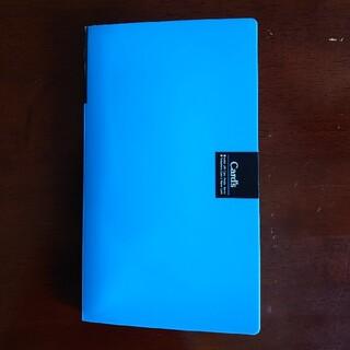 キングジム(キングジム)のキングジム 名刺ファイル 120ポケット 青(ファイル/バインダー)