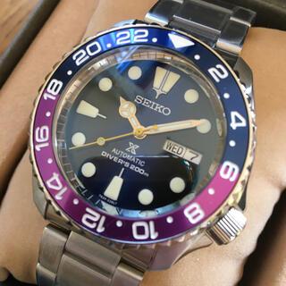 セイコー(SEIKO)のSEIKO セイコースポーツSRPE71K1 セイコー5 MOD カスタム(腕時計(アナログ))