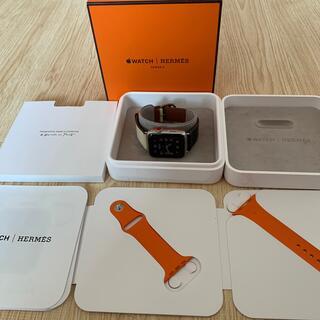 Apple Watch - 【APPLE WATCH × HERMES】series3 42mm