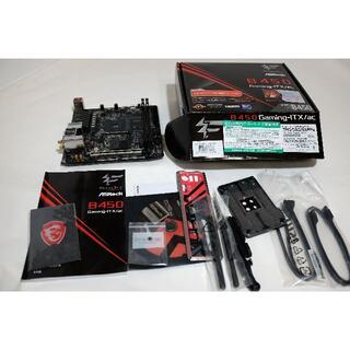 Apple - ASRock AMD B450 Mini-ITX  Fatal1ty B450