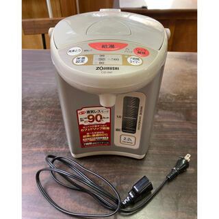 象印 - 象印 マイコン沸騰 電動ポット 2008年製