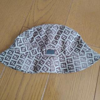 フェンディ(FENDI)のユリヤ様専用 FENDI 帽子 Sサイズ(ハット)