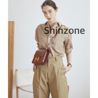 シンゾーン(Shinzone)のTHE SHINZONE レギュラーカラーシャツ(シャツ/ブラウス(長袖/七分))