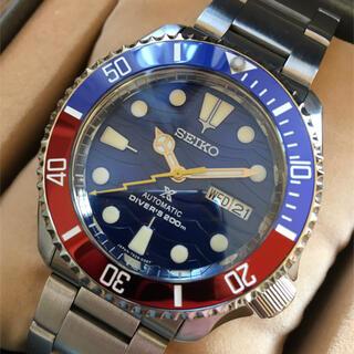 セイコー(SEIKO)のSEIKO セイコースポーツSRPD51K1 セイコー5 MOD カスタム(腕時計(アナログ))