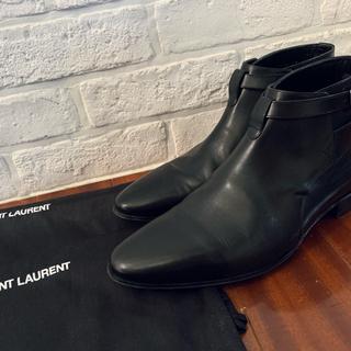 Saint Laurent - 美品!Saint Laurent Paris サンローラン ブーツ メンズ 43
