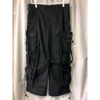 ストーンアイランド(STONE ISLAND)のイギリス軍 テクノパンツ Black 【dead stock】(ワークパンツ/カーゴパンツ)