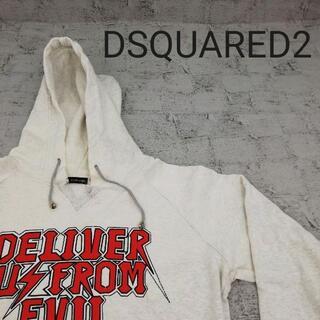 ディースクエアード(DSQUARED2)のDSQUARED2 ディースクエアード プルオーバーパーカー(パーカー)