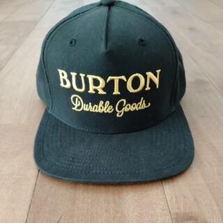 BURTON - BURTON バートン 帽子 キャップ