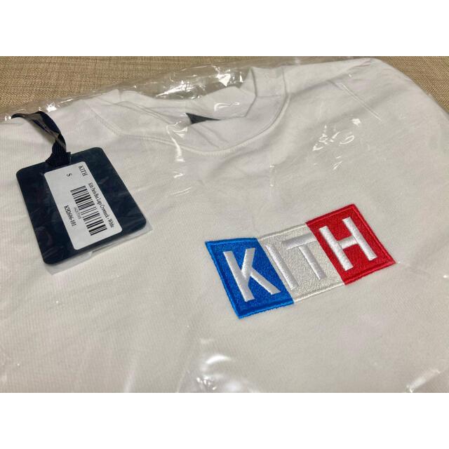 KEITH(キース)の★送料込★新品★KITH PARIS★Classic Logo Crewneck メンズのトップス(スウェット)の商品写真