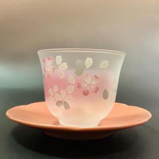 ウノチヨ(宇野千代)の宇野千代 冷茶わん 5個セット(食器)