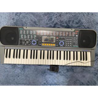 カシオ(CASIO)のCASIO CTK-601 電子キーボード 電子ピアノ(電子ピアノ)