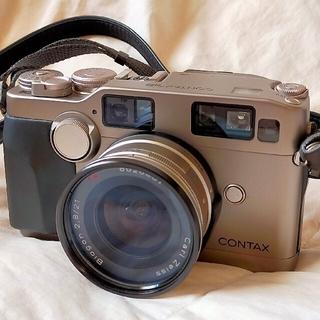 京セラ - CONTAX G2 + Biogon T 21mm + 専用ファインダーセット