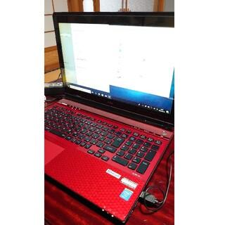 NEC - NEC LaVie LL750/M i7 window10 ノートパソコン