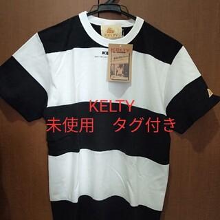 ケルティ(KELTY)の新品 KELTY ボーダーTシャツ(Tシャツ/カットソー(半袖/袖なし))