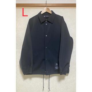 ジーユー(GU)のGU×UNDERCOVER コーチジャケット L ブラック(ナイロンジャケット)