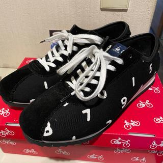 ソウソウ(SOU・SOU)のSou Sou ソウソウ モンペリエ ルコック スニーカー 靴 27.5(スニーカー)