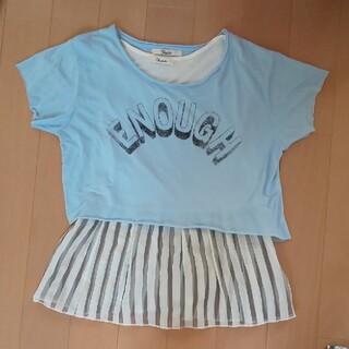 トゥララ(TRALALA)のTRALALA   ティシャツ(Tシャツ(半袖/袖なし))