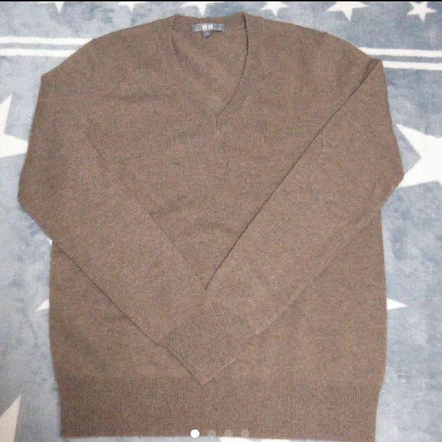 UNIQLO(ユニクロ)のユニクロ カシミヤセーター レディースのトップス(ニット/セーター)の商品写真
