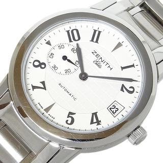 ゼニス(ZENITH)のゼニス ZENITH ポートロワイヤル エリート 腕時計 メンズ【中古】(その他)