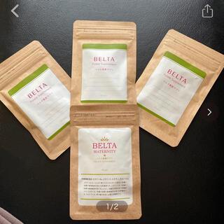 ベルタ葉酸サプリ  60粒 4セット