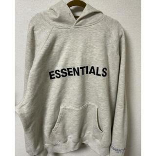 エッセンシャル(Essential)のFOG エッセンシャルズ  パーカー 美品(パーカー)