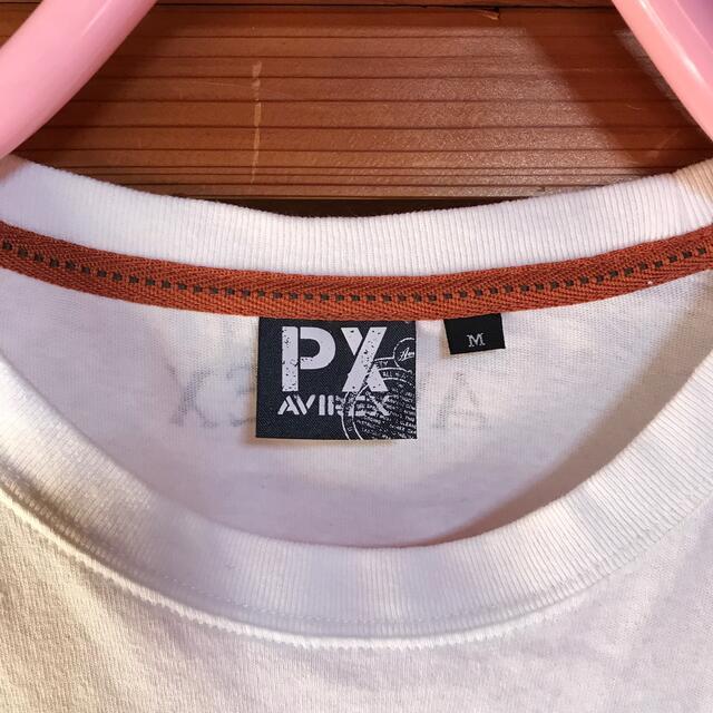 AVIREX(アヴィレックス)のAVIREX Tシャツ メンズのトップス(Tシャツ/カットソー(七分/長袖))の商品写真