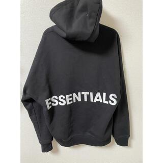 エッセンシャル(Essential)のパーカー fog エッセンシャルズ  美品(パーカー)