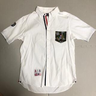 【中古】メンズXLサイズ 半袖シャツ
