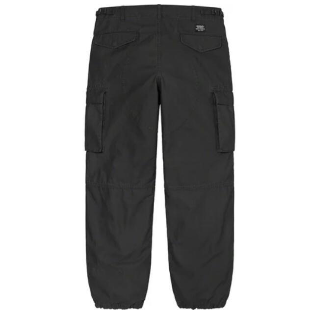 Supreme(シュプリーム)のSupreme Cargo Pant  黒30 メンズのパンツ(ワークパンツ/カーゴパンツ)の商品写真