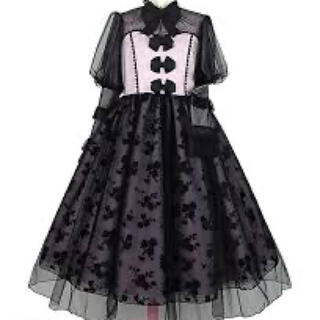 Angelic Pretty - Angelic Pretty Dressy Tulle ワンピース ピンク