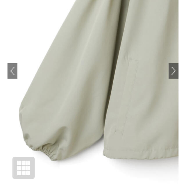 GRL(グレイル)のGRL マウンテンパーカー  アイボリー レディースのジャケット/アウター(ブルゾン)の商品写真