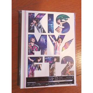 キスマイフットツー(Kis-My-Ft2)のKis-My-Journey 通常盤 DVD(アイドルグッズ)