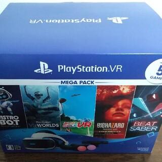 プレイステーションヴィーアール(PlayStation VR)の新品 PlayStation VR MEGA PACK(その他)
