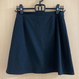 アズールバイマウジー(AZUL by moussy)の台形スカート(ミニスカート)