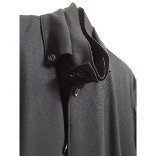 ヨウジヤマモト(Yohji Yamamoto)のヨウジヤマモト 18aw ロングシャツコート(シャツ)