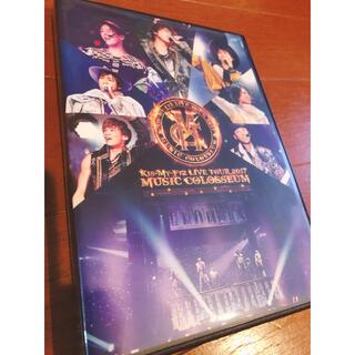 Kis-My-Ft2 - Kis-My-Ft2 MUSIC COLOSSEUM DVD