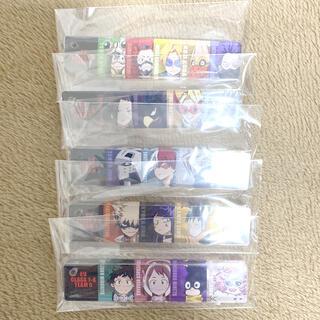 BANDAI - 一番くじ 僕のヒーローアカデミア ヒロアカ H賞 アクリルキーホルダー 計5点!