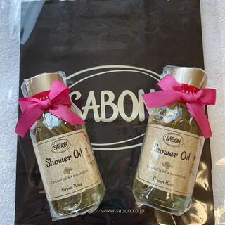 SABON - SABON サボン シャワーオイル ♡ グリーンローズ