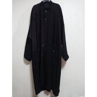 ヨウジヤマモト(Yohji Yamamoto)のヨウジヤマモト ロングシャツコート(シャツ)