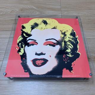 アンディウォーホル(Andy Warhol)のアンディウォーホル マリリンモンロー ホットピンク 1967 ポスター アート(絵画/タペストリー)